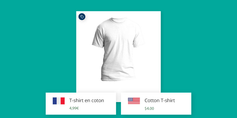 eCommerce Localization Currency Details