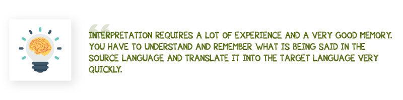 Translator Interview Vietnamese Interpretation