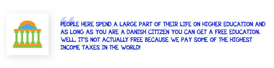 Education in Denmark