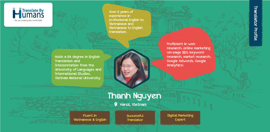 Translator Infographic Thanh Nguyen