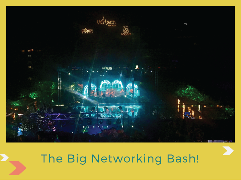 ad:tech 2019 networking