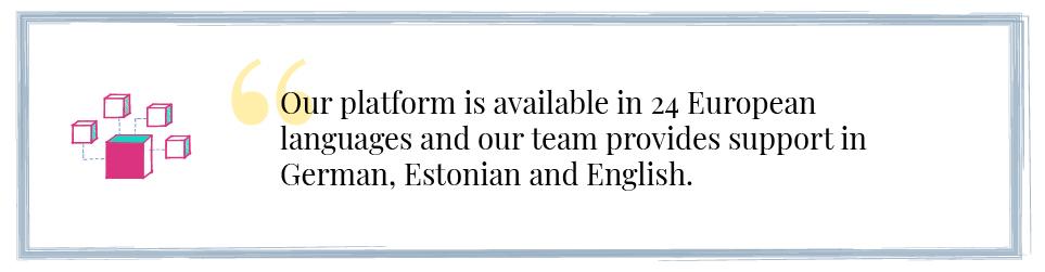Bondora 24 European Languages