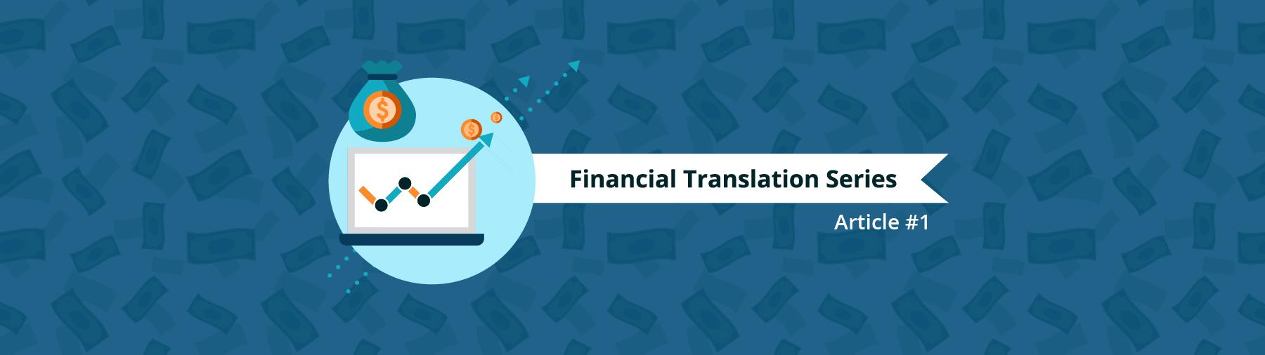 Translation for trading platforms