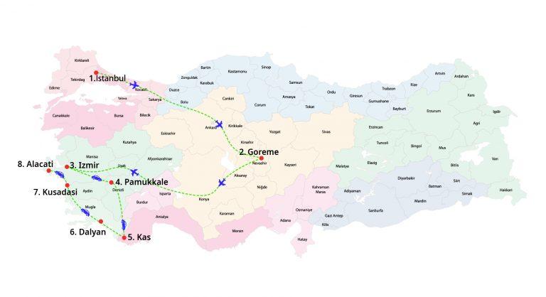 Turkey By Road