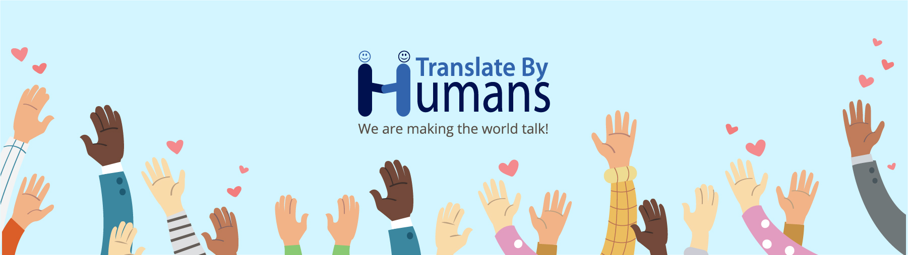 Translate By Humans COVID19 Update