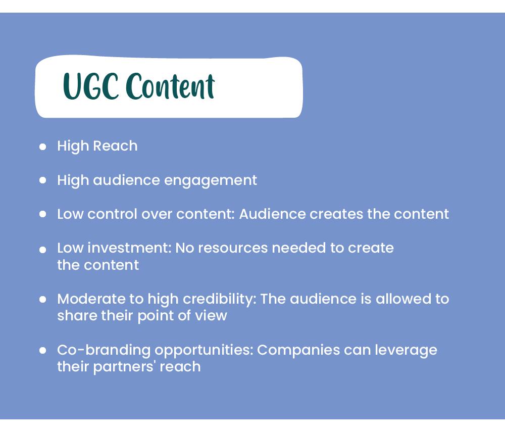 UGC Content Marketing