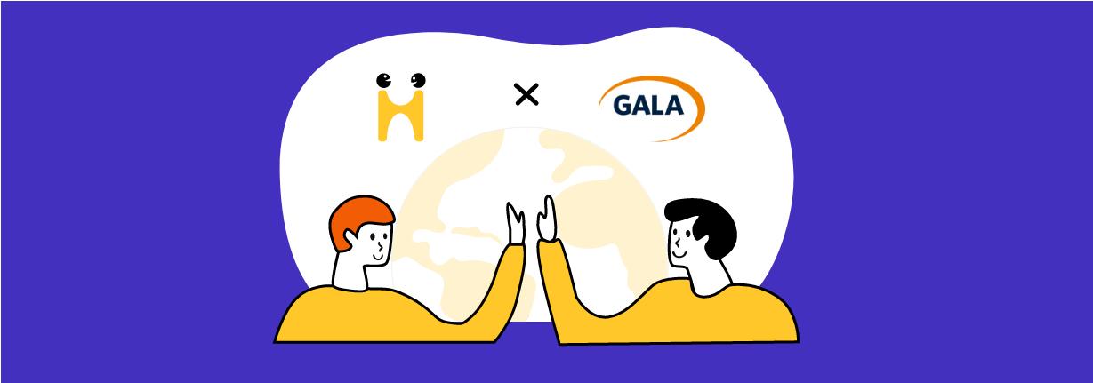 Translate By Humans & GALA